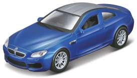 Maisto Power Kruzerz BMW M6 Pull Back Action Car