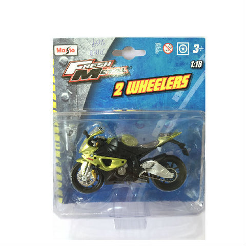 Maisto Fresh Metal BMW S1000RR 1/18 - Hobbytoys - 2