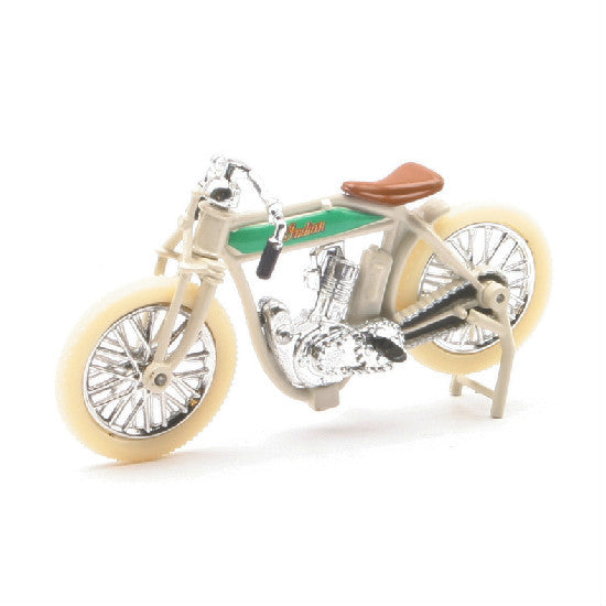 New-Ray 1914 Indian Single Board-Track Racer Die-cast Motorcycle Model 1:32 - Hobbytoys