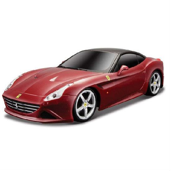 Maisto Ferrari MotoSounds Ferrari California T Toy Model Car 1:24 - Hobbytoys - 1