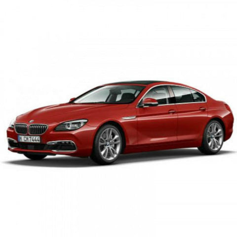 Paragon Models BMW F06 650I GC Melbourne Red