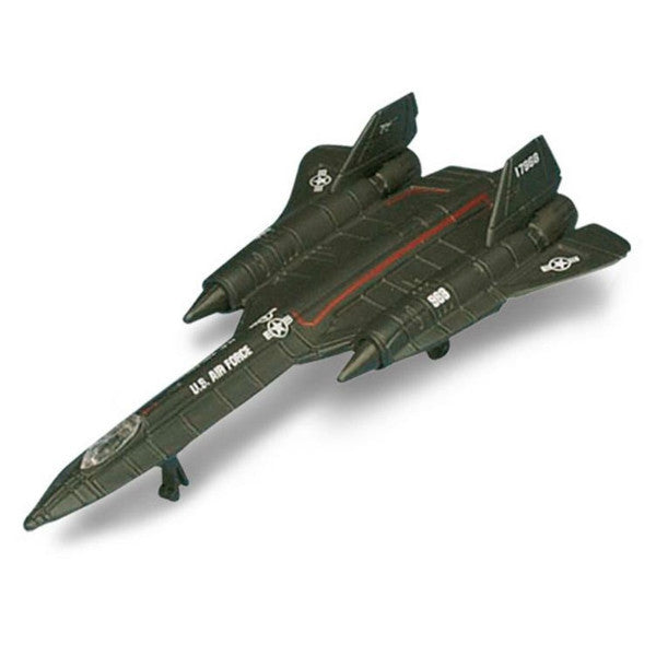 Maisto Tailwinds SR-71 Blackbird Without Stand - Hobbytoys