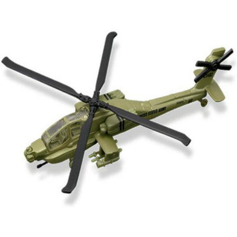 Maisto Tailwinds AH-64 Apache Green Without Stand - Hobbytoys