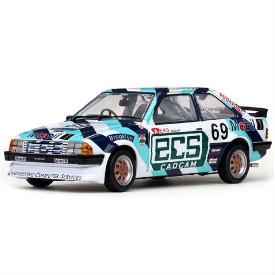 Sun Star Ford Escort RS 1600I # 69 Chris Hodgetts 1/18 Diecast Model Car - Hobbytoys - 1