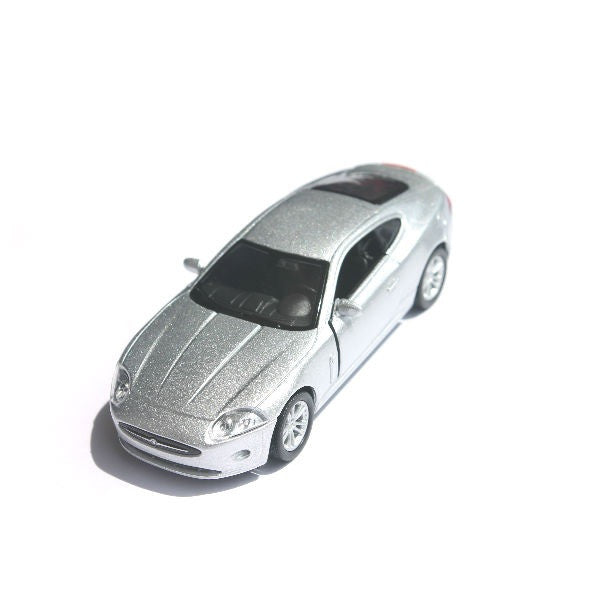 Welly Jaguar XK Coupe Pullback Action Car - Hobbytoys - 1