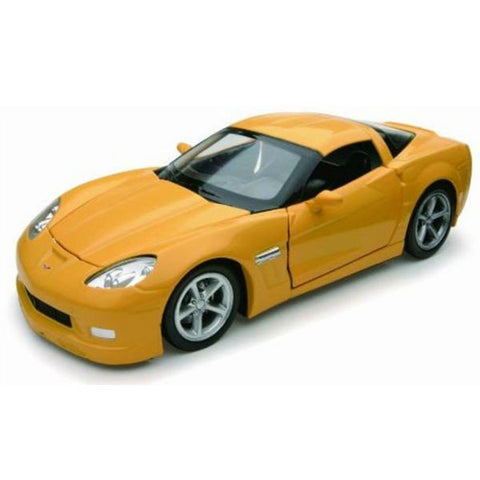 New-Ray Chevrolet Corvette Grand Sport 1/24 Yellow