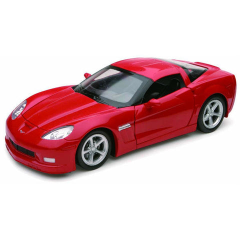 New-Ray Chevrolet Corvette Grand Sport 1/24 Red