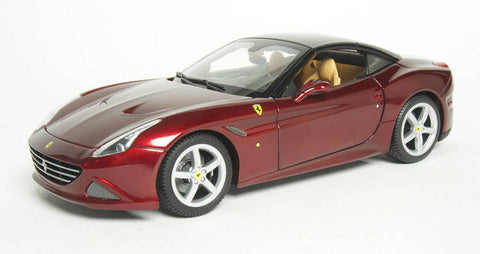 Bburago Ferrari California T Closed Top Signature Edition 1/18 - Hobbytoys - 1
