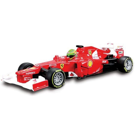 Bburago Ferrari Racing #6 F2012 Filipe Massa 1/32 - Hobbytoys
