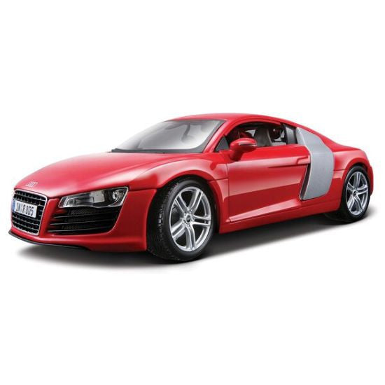 Maisto Audi R8 1:18 Die-cast Toy Car Model - Hobbytoys
