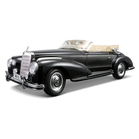 Maisto 1955 Mercedes Benz 300S 1/18 - Hobbytoys - 1