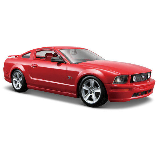 Maisto 2011 Ford Mustang GT 1/24 Red - Hobbytoys