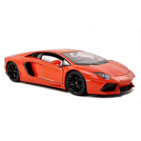 Maisto Lamborghini Aventador LP 700-4 1/24 Orange - Hobbytoys