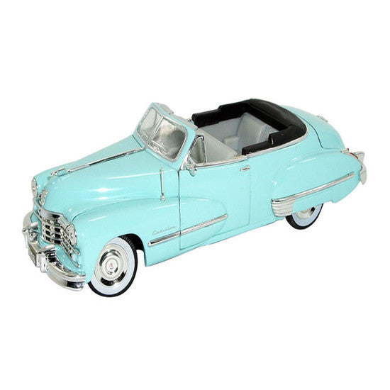 Signature Models 1947 Cadillac Series 62 Convertible 1/32 - Hobbytoys - 1