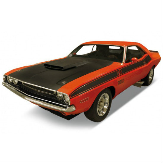 Welly 1970 Dodge Challenger 1/24 Red - Hobbytoys - 1
