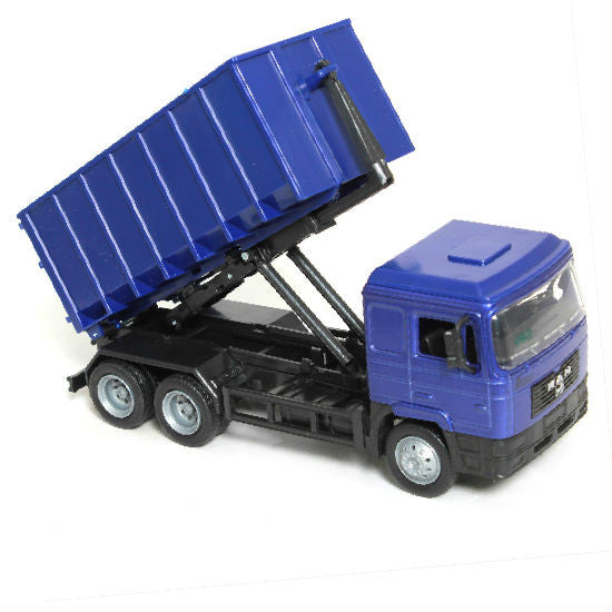 Man F2000 Dump Truck New-Ray Die-cast Truck Model 1:43 - Hobbytoys - 1