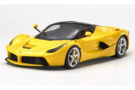 Bburago Ferrari Evolution LaFerrari yellow
