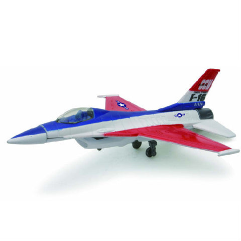 NewRay F-16 Fighting Falcon Airplane Model Aviation Collectible - Hobbytoys - 1