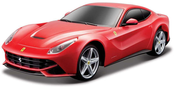 Maisto Ferrari MotoSounds Ferrari F12 Berlinetta Toy Model Car 1:24 - Hobbytoys - 1