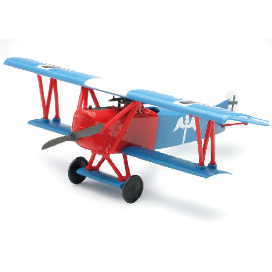 NewRay Fokker D.VII WWI Aeroplane Model Kit - Hobbytoys - 1