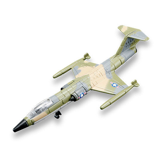 Maisto Tailwinds F-104 Starfighter - Hobbytoys