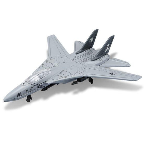 Maisto Tailwinds F-14 Tomcat Grey Without Stand - Hobbytoys