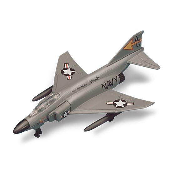 Maisto Tailwinds F-4 Phantom II Brown Without Stand - Hobbytoys