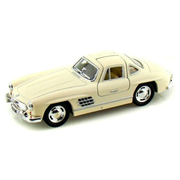 Kinsmart 1954 Mercedes Benz 300 SL Coupe 1/36 Cream - Hobbytoys - 1