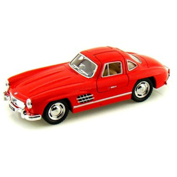 Kinsmart 1954 Mercedes Benz 300 SL Coupe 1/36 Red - Hobbytoys - 1