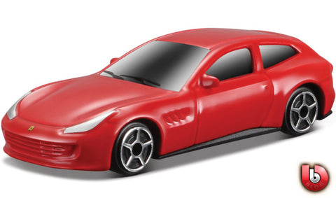 Bburago Ferrari Evolution GTC4LUSSO Red