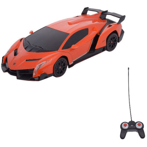 MZ R/C Lamborghini Veneno Sport Racing 1/24 Orange - Hobbytoys - 1