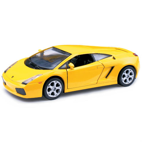 New-Ray City Cruiser Lamborghini Gallardo 1:32 - Yellow - Hobbytoys - 1
