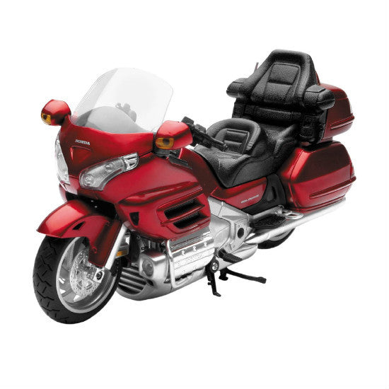 New-Ray 2010 Honda Goldwing Diecast Toy Bike Model - Hobbytoys - 1