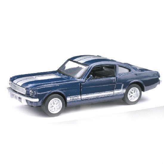 New-Ray 1966 Shelby GT350 1:32 Die-cast Scale Model Car - Hobbytoys
