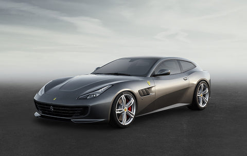 Bburago Ferrari Evolution GTC4LUSSO Grey