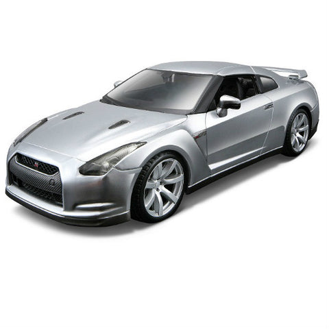 Maisto 2009 Nissan GT-R Assembly Kit - Hobbytoys - 1