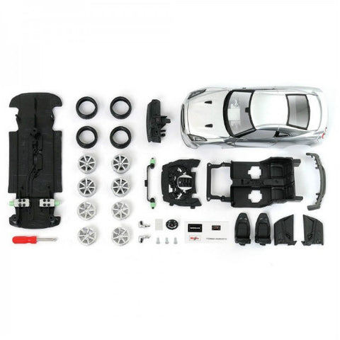 Maisto 2009 Nissan GT-R Assembly Kit - Hobbytoys - 2