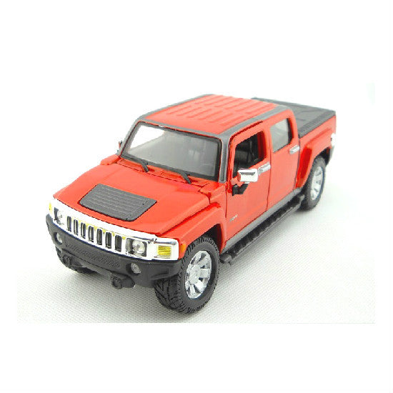 Maisto Power Kruzerz Hummer H3T 2009 Pull Back Action Car - Hobbytoys