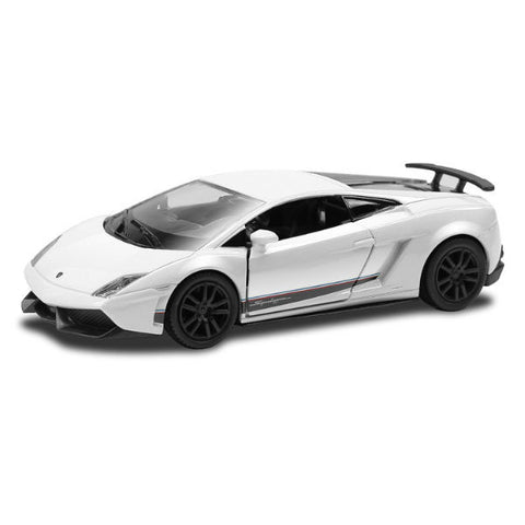 RMZ City Lamborghini Gallardo LP 570-4 Superleggera White - Hobbytoys