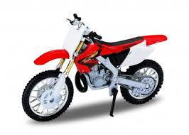 Welly Honda CR250R Bike 1/18