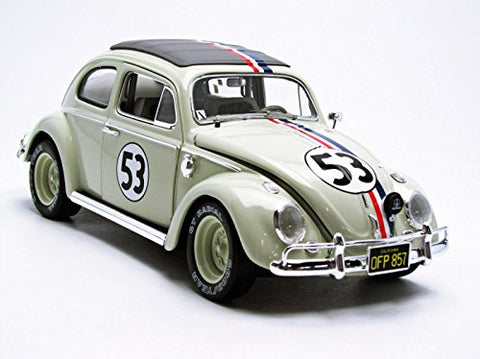 Hotwheels Elite Herbie Goes to Monte Carlo 1/18