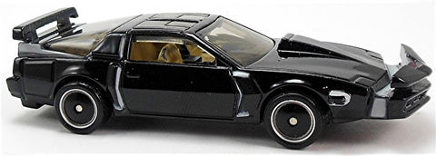 Hot Wheels knight rider KITT pursuit mode