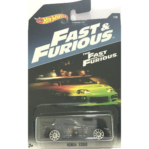 Hot Wheels The Fast & The Furious Honda S2000