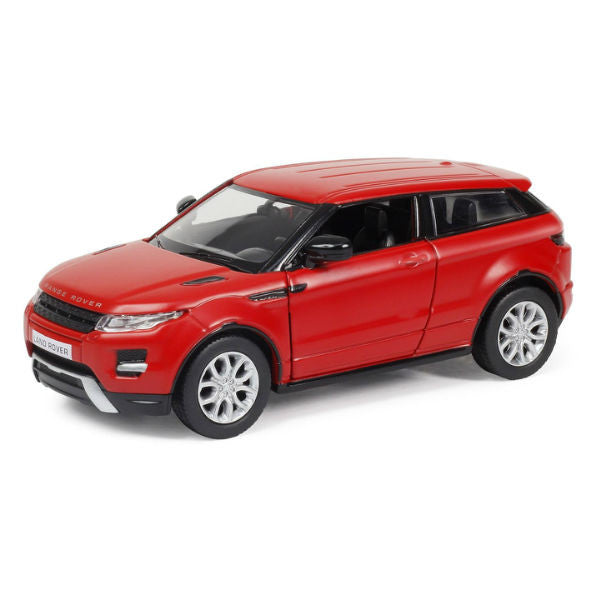 RMZ City Range Rover Evoque Matte Red - Hobbytoys