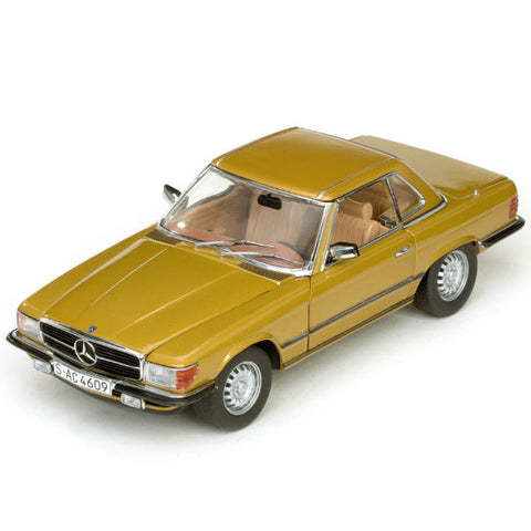 Sun Star 1977 Mercedes-Benz 350 Sl Hard Top Coupe 1/18 - Hobbytoys - 2