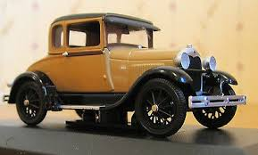 Minichamps 1928 Ford A Standard Coupe 1/43