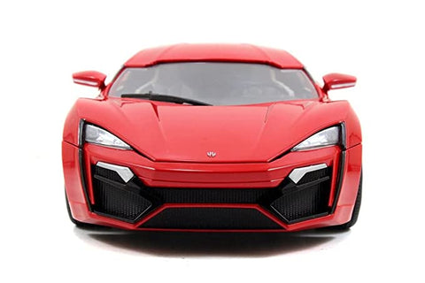 Jada Fast & Furious Lykan Hypersport 1/32