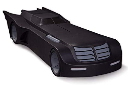 Jada Toys Animated Series Batmobile 1/32
