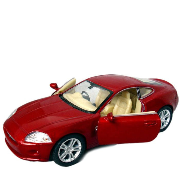 Kinsmart Jaguar XK Coupe 1/38 Red - Hobbytoys