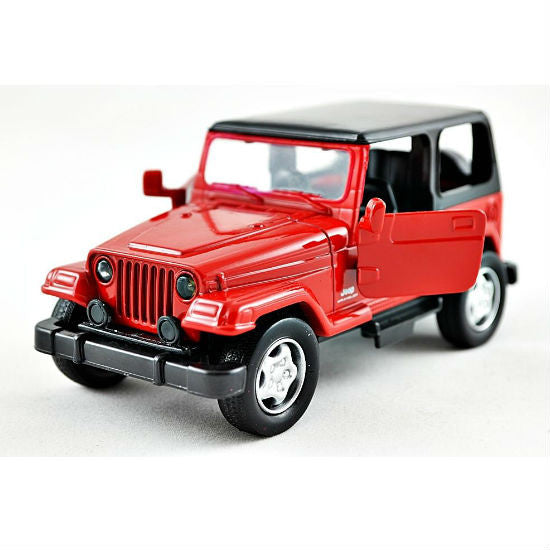 NewRay City Cruiser Jeep Wrangler 1:32 - Hobbytoys